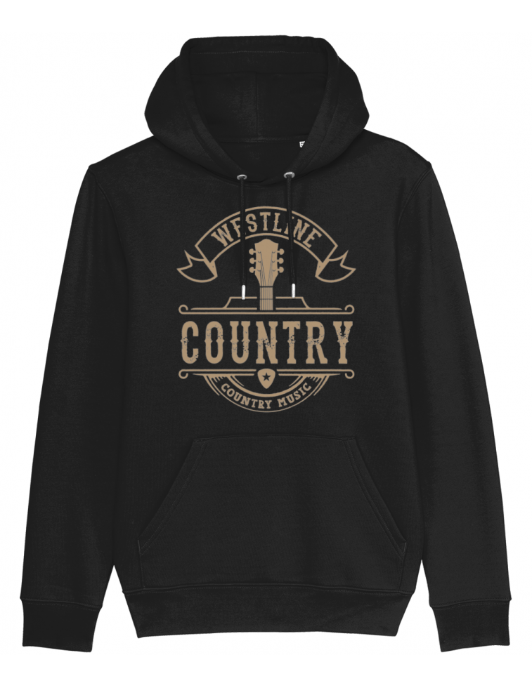 Westline Gold Country Music Hoodie