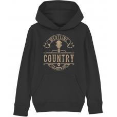 Westline Gold Country Music Youth Hoodie