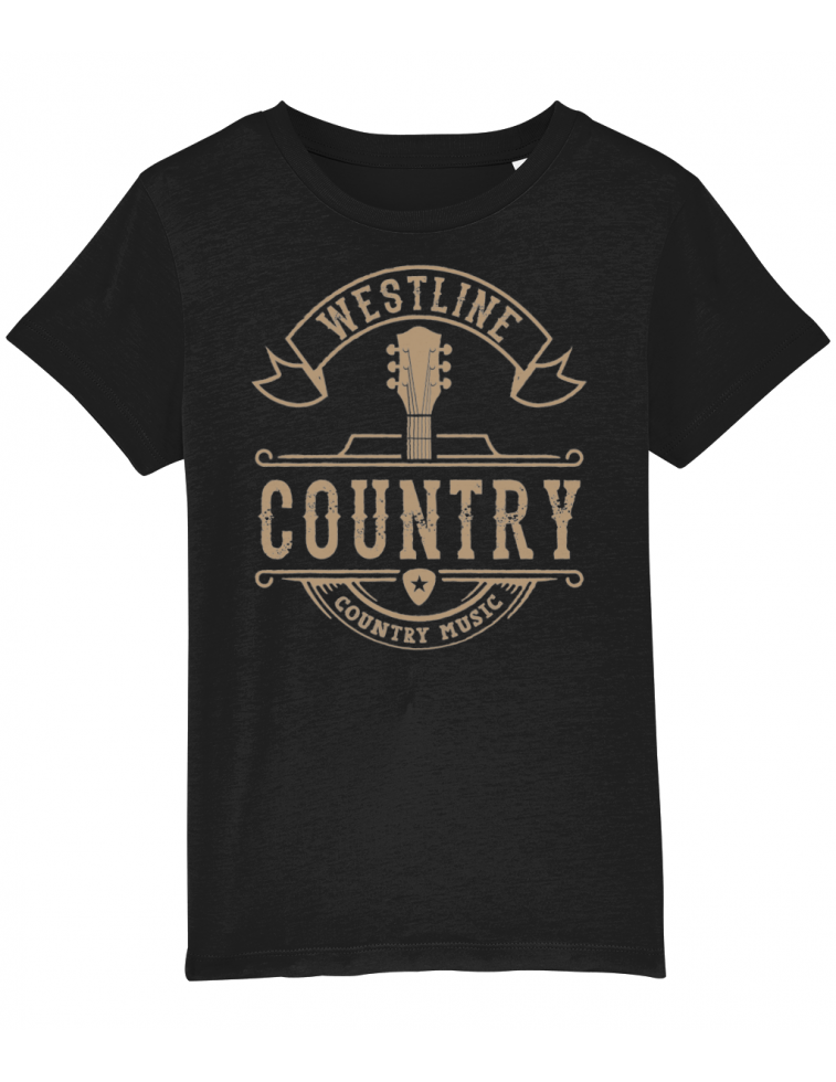 Westline Gold Country Music Youth Tee